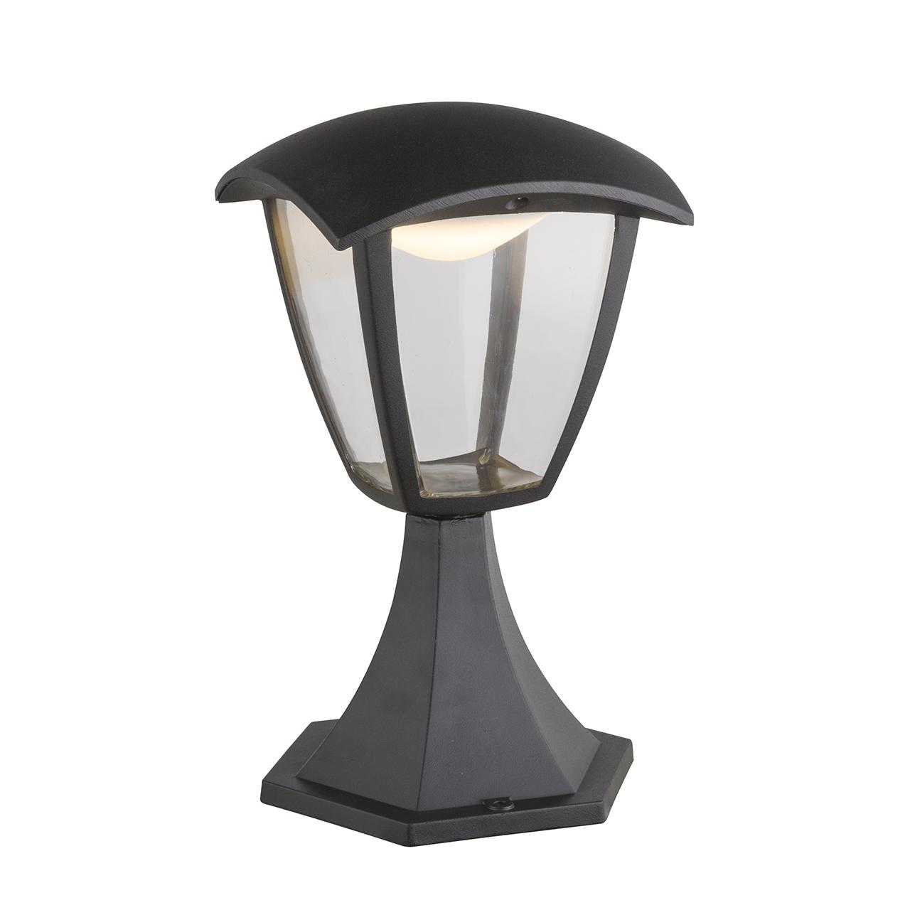Уличный светодиодный светильник Globo Delio 31827 уличный светодиодный светильник globo monte 32251