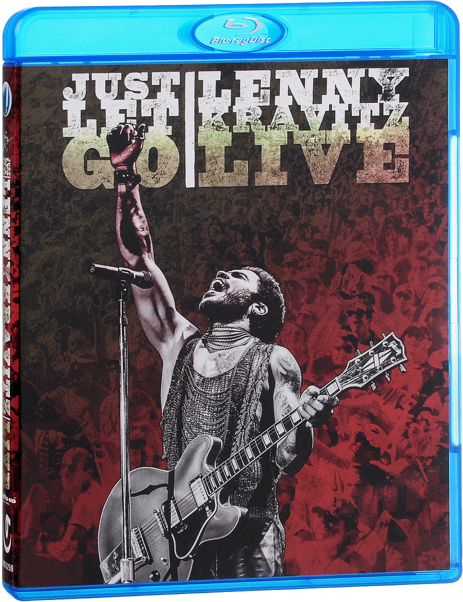 купить Lenny Kravitz: Just Let Go Lenny Kravitz Live (Blu-ray) по цене 2256 рублей