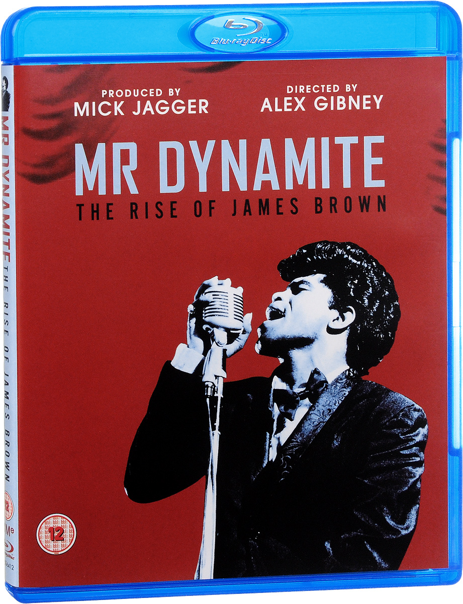 Mr. Dynamite: The Rise Of James Brown (Blu-ray) penny of the pyramids mr peabody
