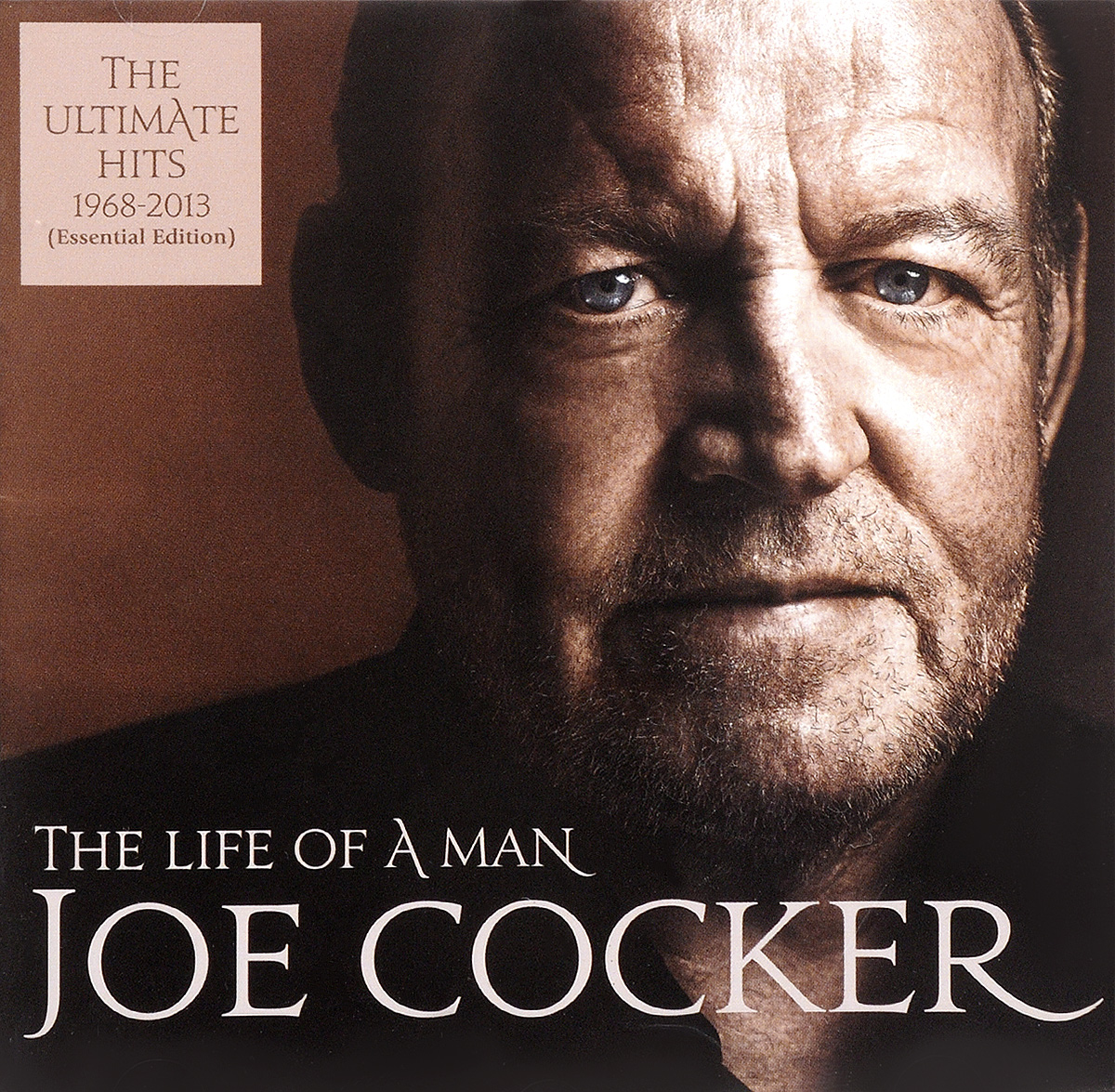 Джо Кокер Joe Cocker. The Life Of A Man. The Ultimate Hits 1968-2013. Essential Edition цена и фото