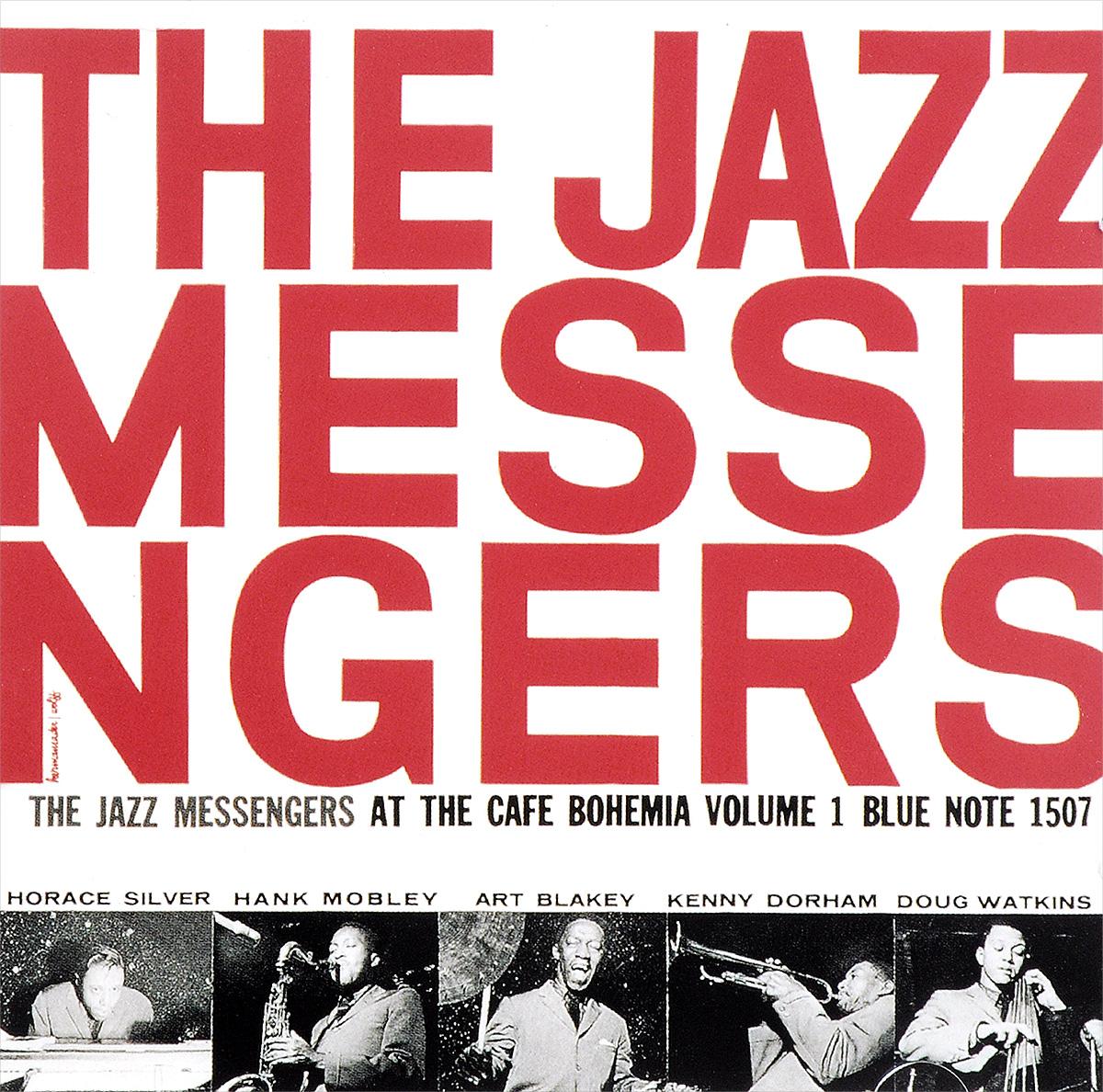 Арт Блэйки,The Jazz Messengers,Кенни Дорхэм,Хэнк Мобли,Хорэс Сильвер,Дуг Уоткинс Art Blakey & The Jazz Messengers. At The Cafe Bohemia, Volume 1 лореаль сильвер