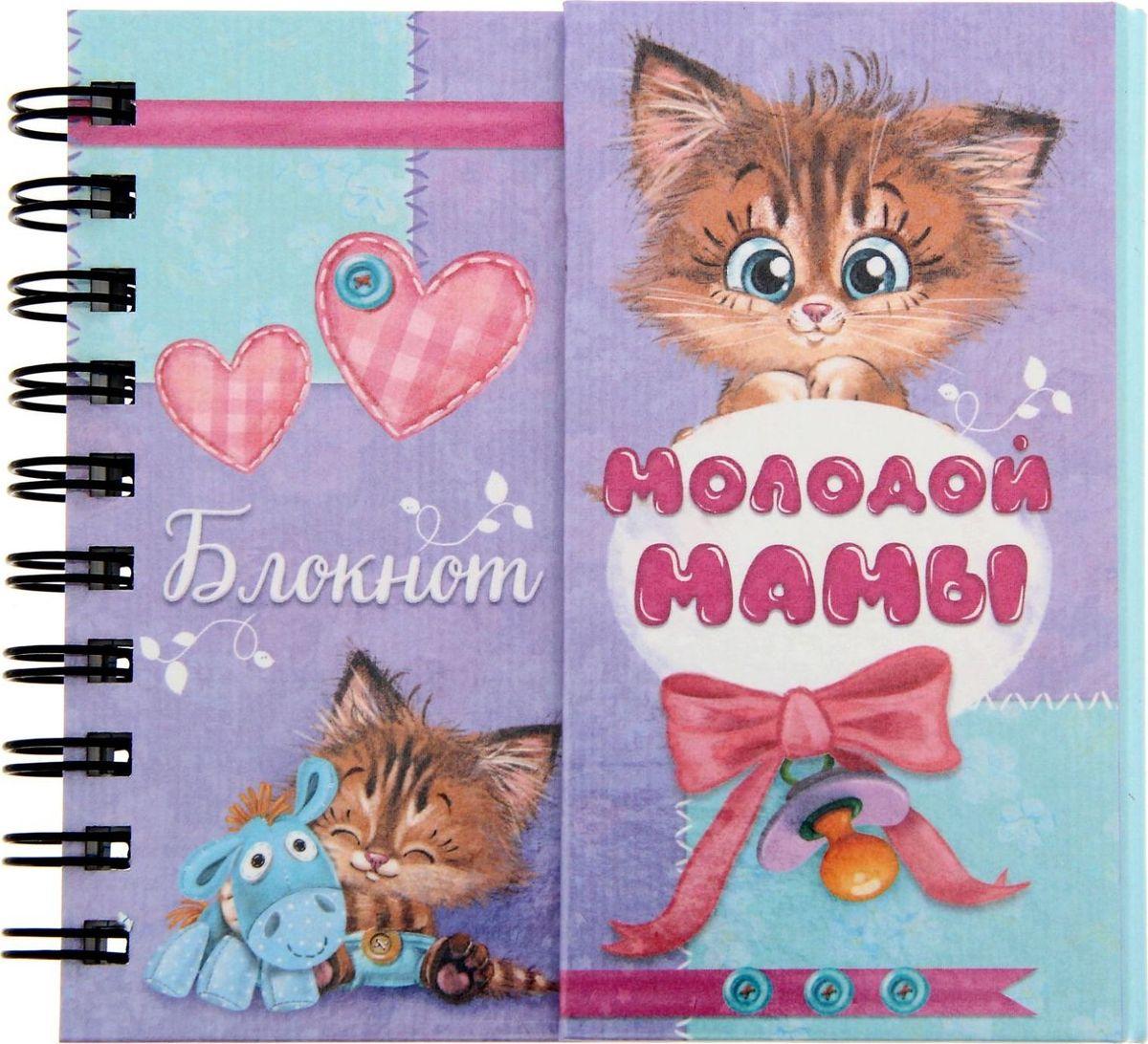 Noname Записная книжка Блокнот молодой мамы 60 листов