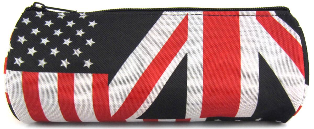 Creative Пенал British Flag цвет мультиколор womage 1128 3 british flag pattern female quartz watch round dial leather band