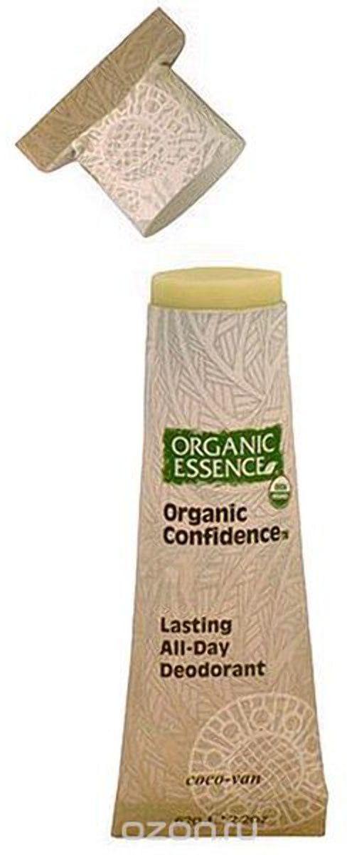 Organic Essence Органический дезодорант, Кокос-Ваниль 62 г