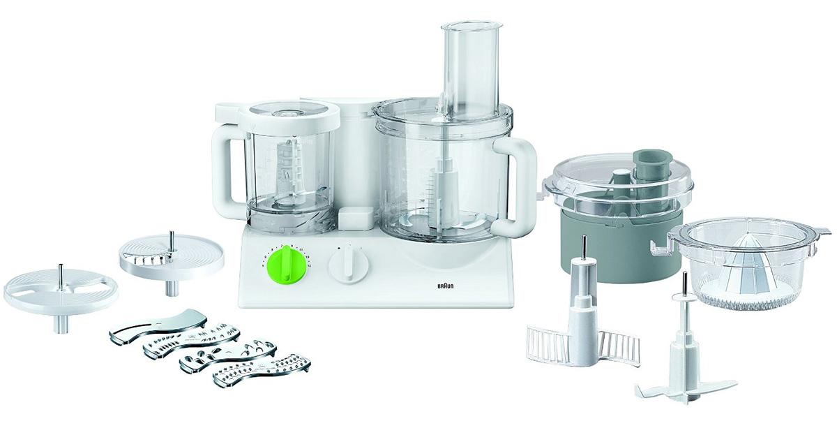 Кухонный комбайн Braun FX3030, White все цены