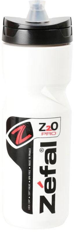"""Фляга велосипедная Zefal """"Z2O Pro 80"""", цвет: белый, 800 мл"""