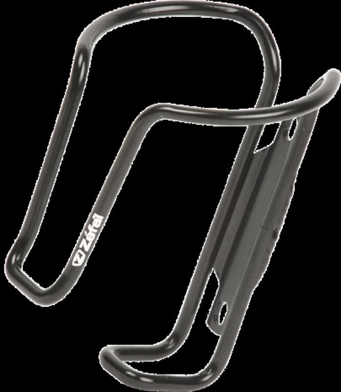 Флягодержатель Zefal Pulse Full Alu, цвет: черный флягодержатель zefal pulse fiber glass цвет черный