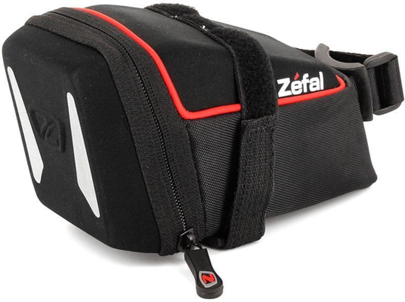 Велосумка под седло Zefal Iron Pack L-DS, 13 х 6 х 6 см