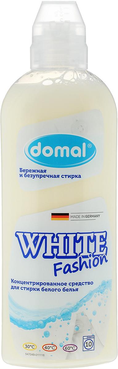 Средство для стирки Domal White Fashion, концентрированное, белого белья, 375 мл