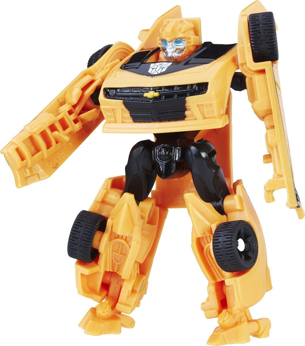 Transformers Трансформер Bumblebee автомобиль dickie трансформер bumblebee желтый 3113000