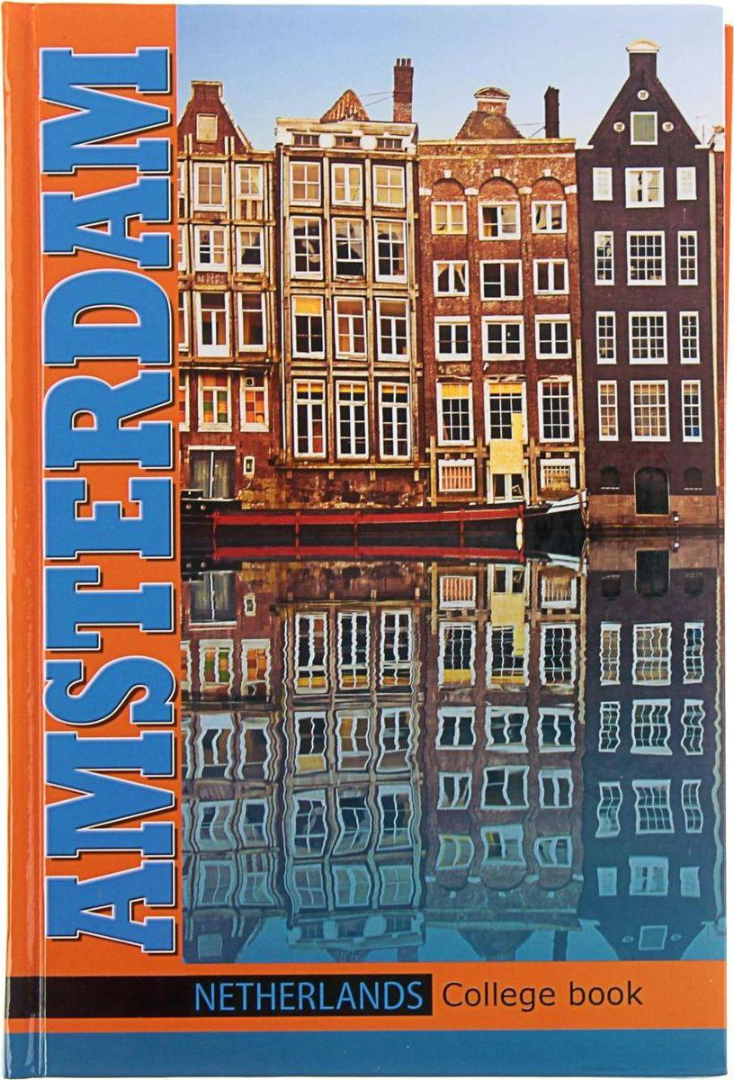 Бриз Тетрадь Амстердам 160 листов в клетку триумф колледж тетрадь coffee break 160 листов в клетку