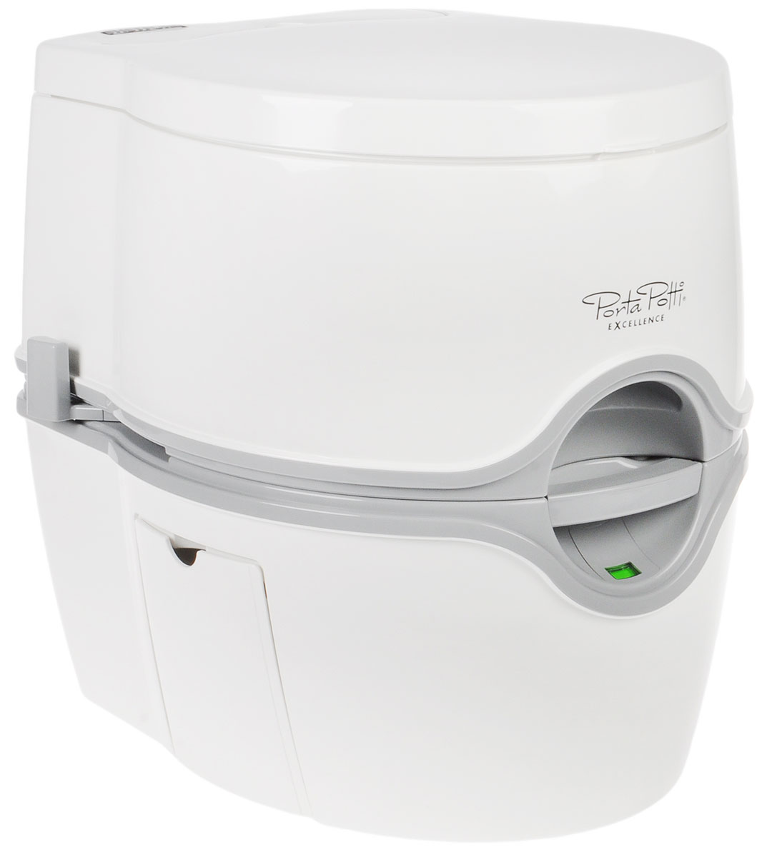 Биотуалет Thetford Porta Potti Excellence Electric, цвет: белый биотуалет thetford campa potti excellence 92301 92331