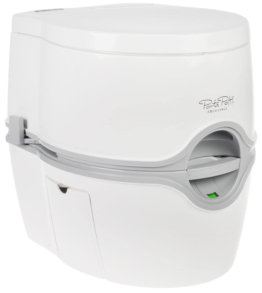 Биотуалет Thetford Porta Potti Excellence Electric, цвет: белый биотуалет thetford porta potti excellence отзывы