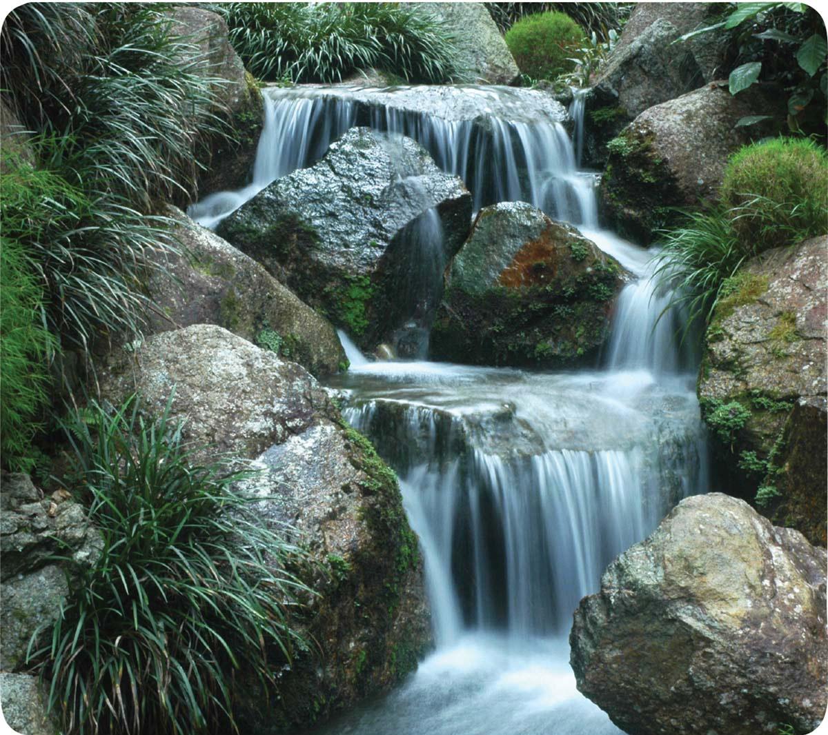 Коврик для мыши Fellowes Earth Series Водопад