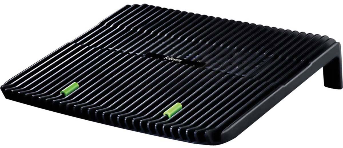 Fellowes FS-80189 охлаждающая подставка для ноутбука охлаждающая подставка для ноутбука pc pet nbs 31c silver