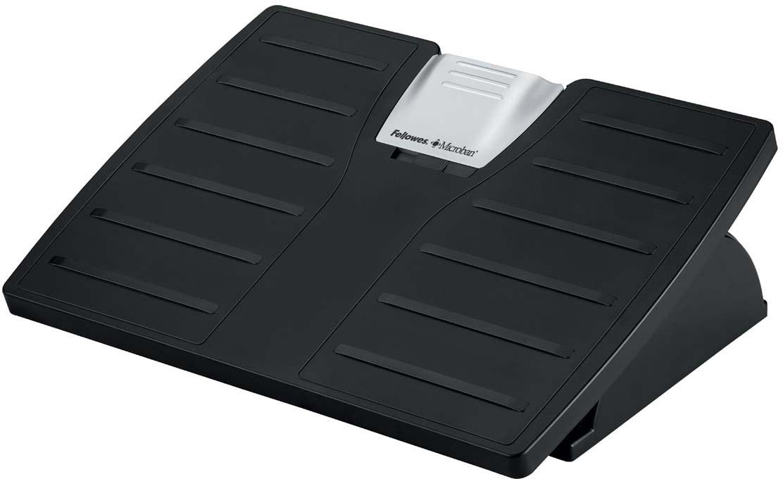 Fellowes FS-80350 Microban, Black подставка для ног цена