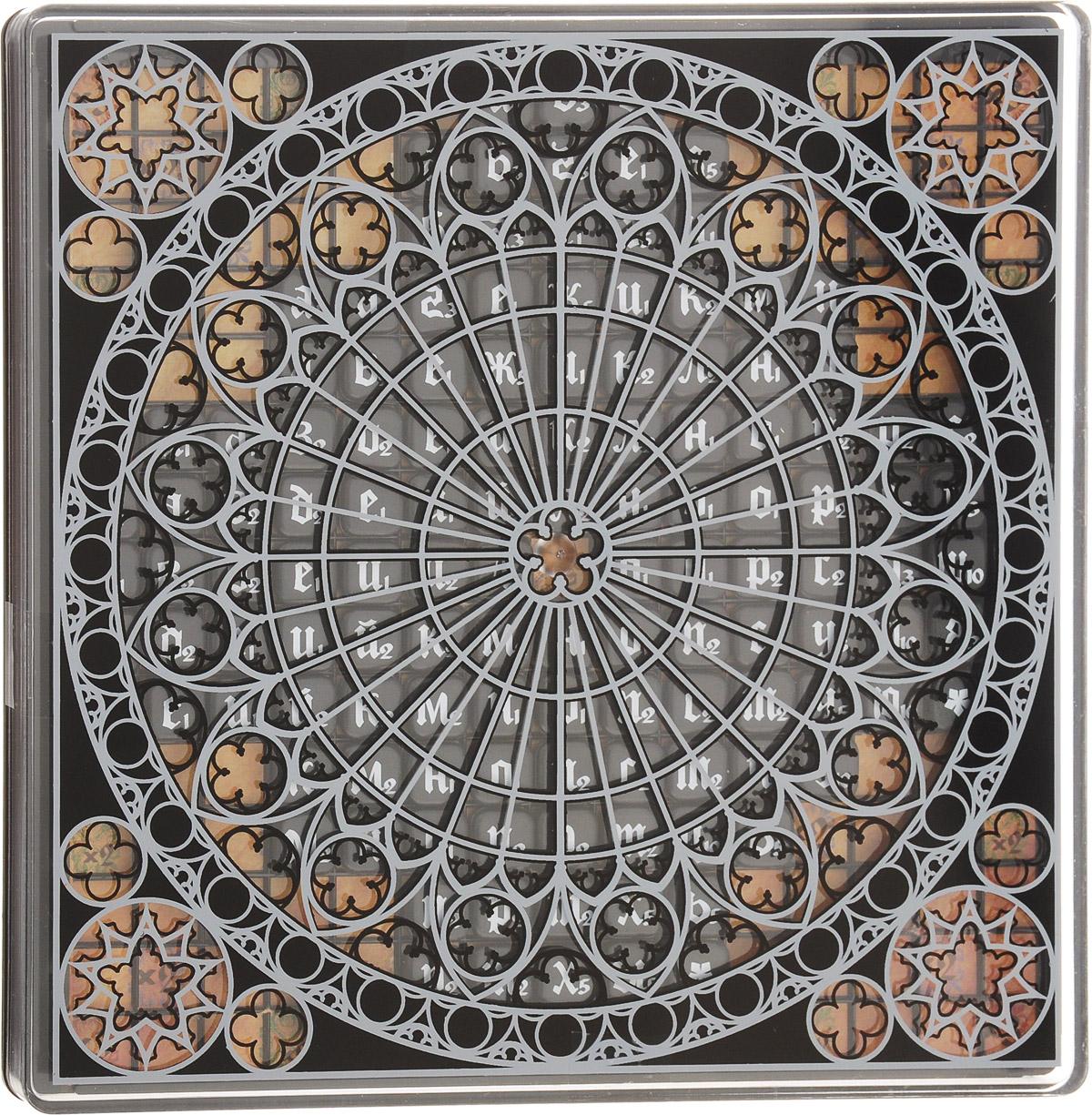 Биплант Настольная игра Эрудит Готика №2 настольная игра биплант 10012 эрудит синие фишки