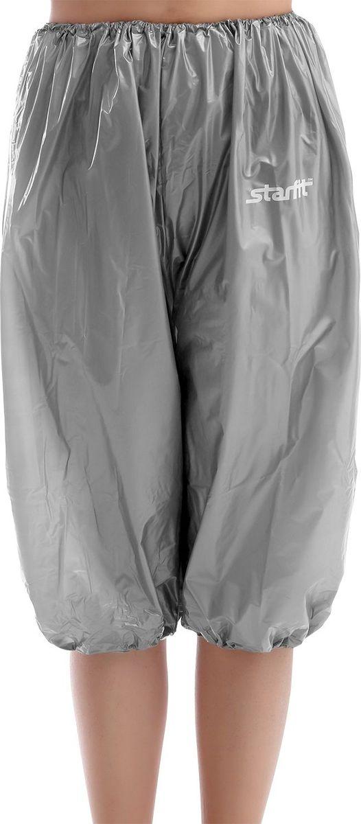 Бриджи-сауна Starfit SW-301, цвет: серый. Размер XL бриджи сауна starfit sw 301 цвет серый размер l