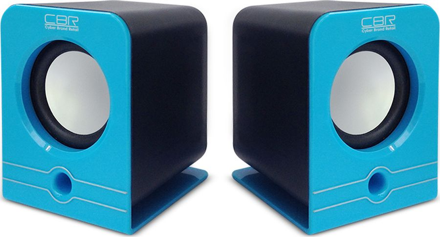 Компьютерная акустика CBR CMS 303, Blue