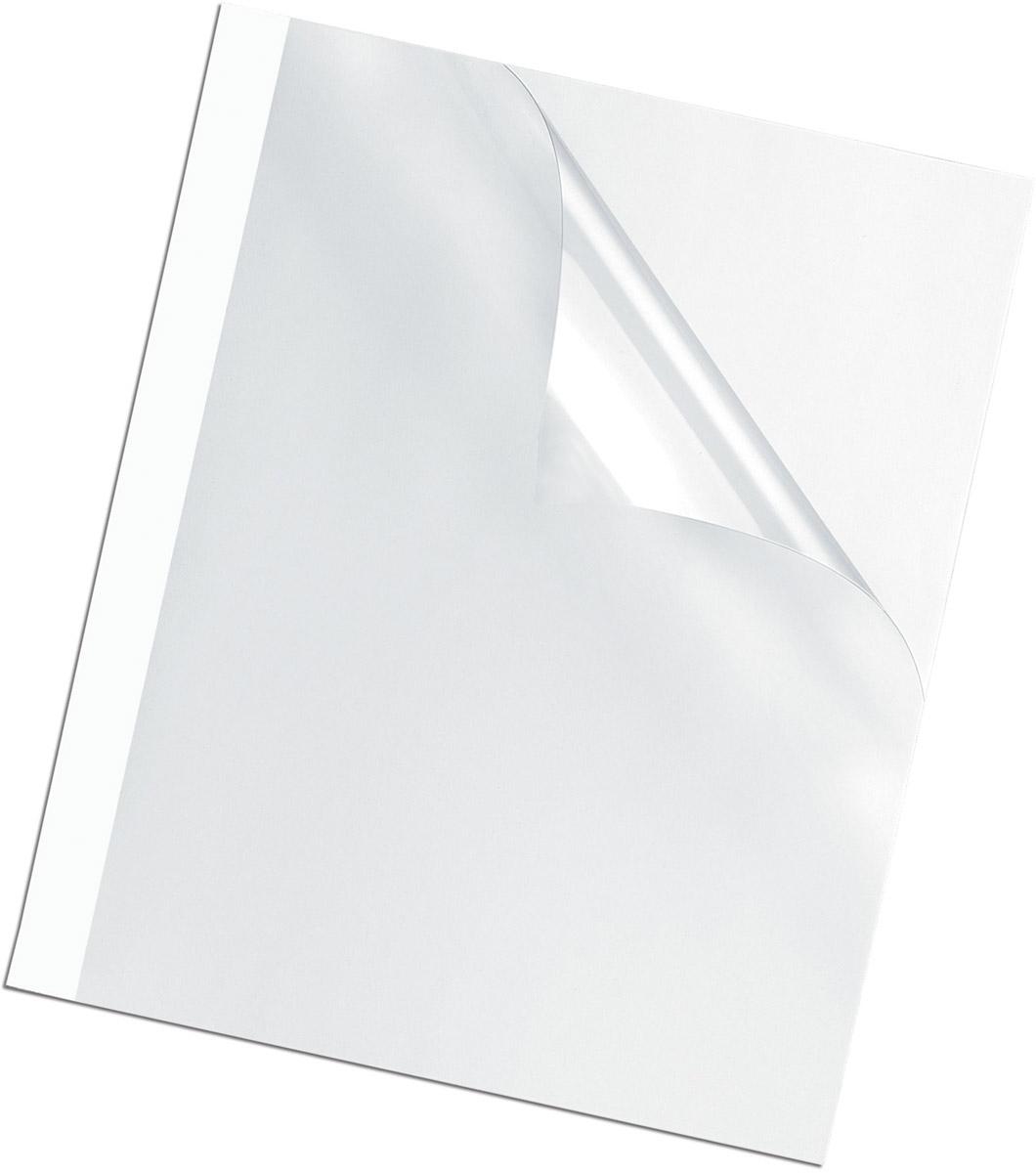 Fellowes A4 FS-53151 обложка для термопереплета, 15 мм (100 шт)