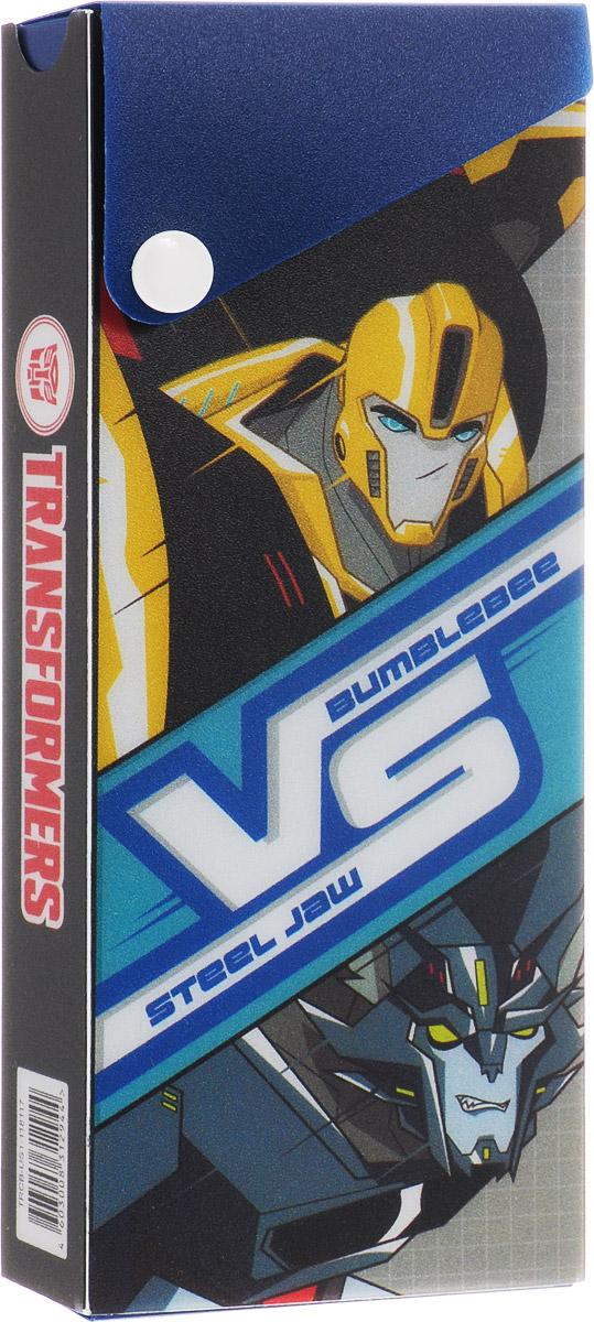 Kinderline Пенал Transformers Prime выдвижной на кнопке канцелярия transformers пенал тубус transformers prime