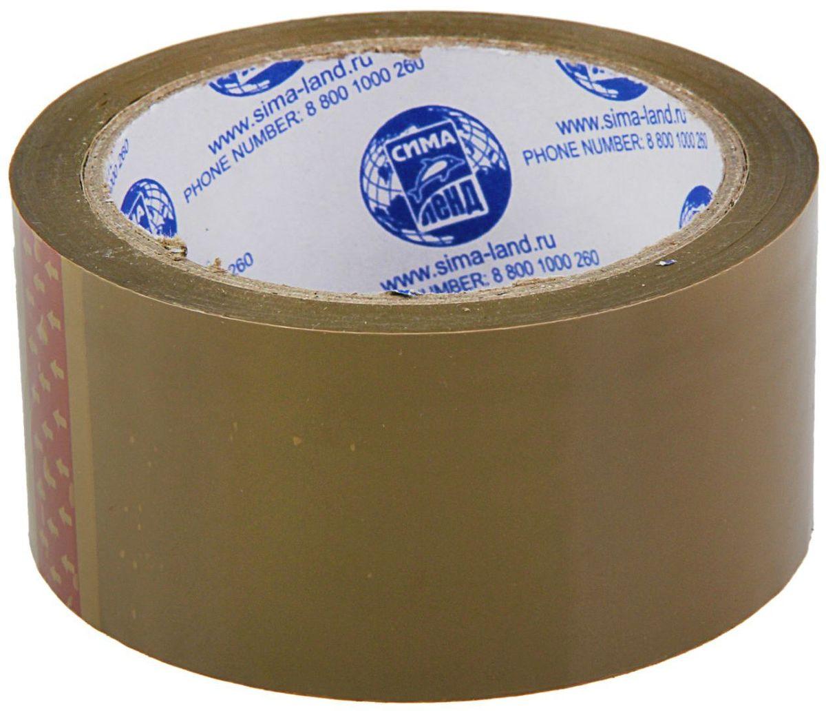 Клейкая лента цвет темно-коричневый 48 мм х 66 м мой выбор клейкая лента 48 мм х 66 м цвет прозрачный