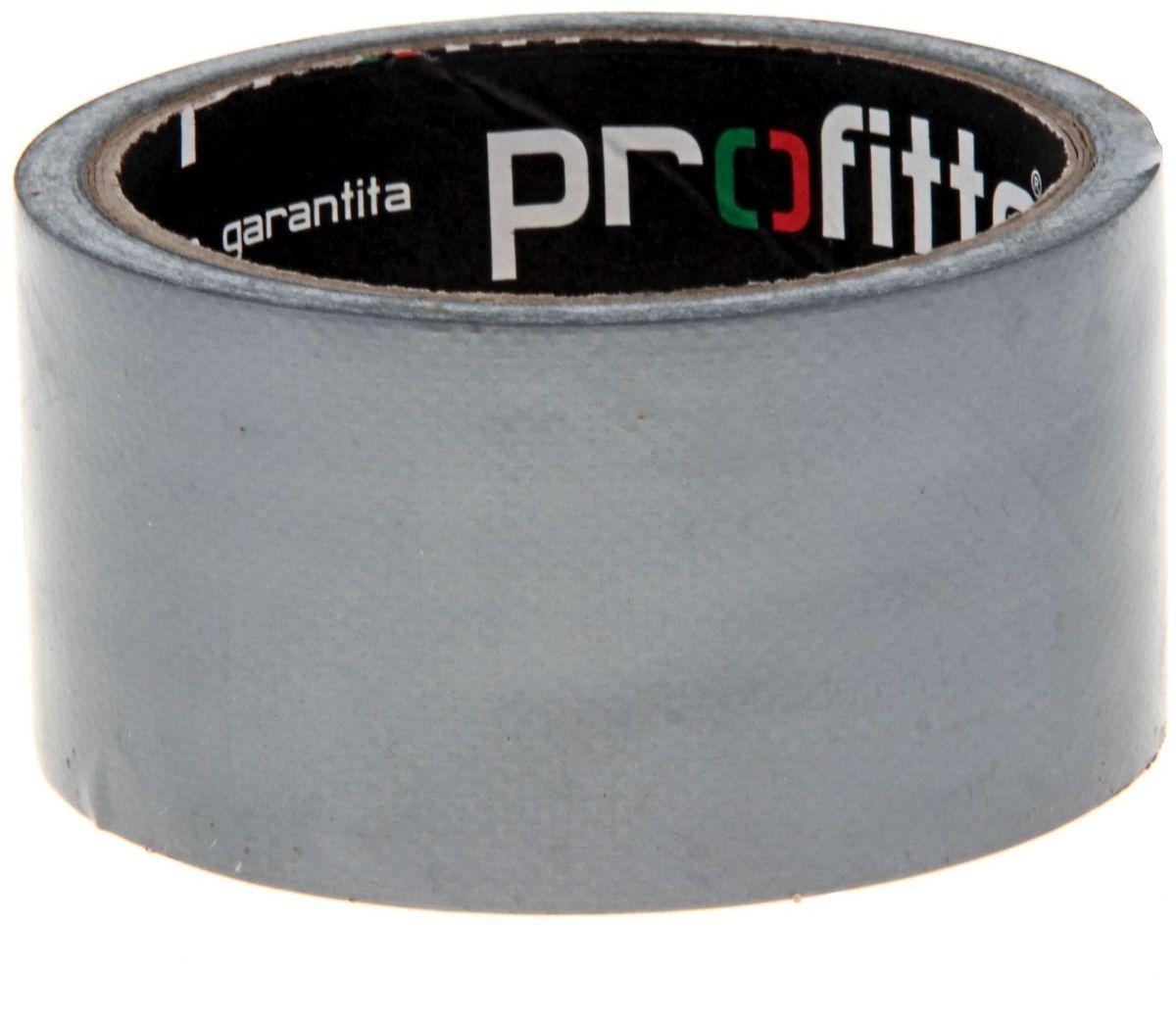 Profitto Клейкая лента армированная 48 мм х 10 м цвет серебристый лента армированная fit универсальная цвет синий 48 мм х 10 м