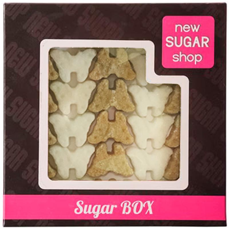 цена Sugar Box Бабочки фигурный сахар, 210 г онлайн в 2017 году