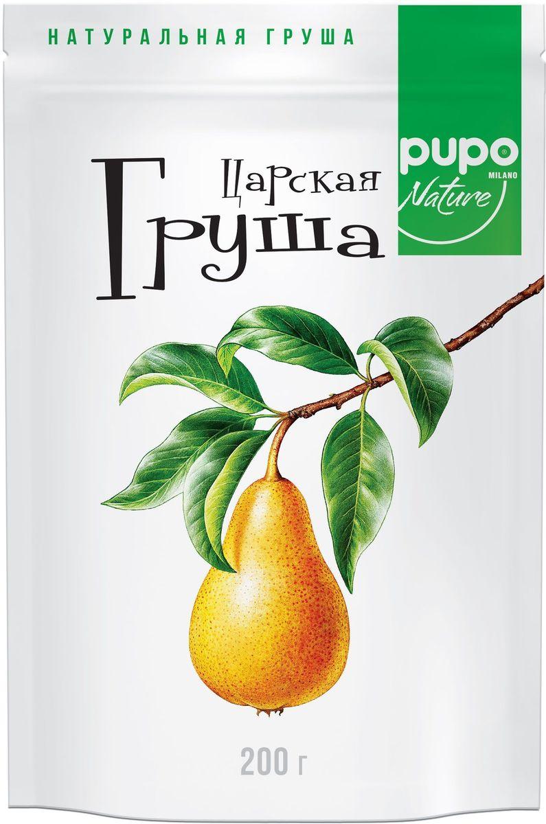 Pupo Груша царская фрукты сушеные, 200 г