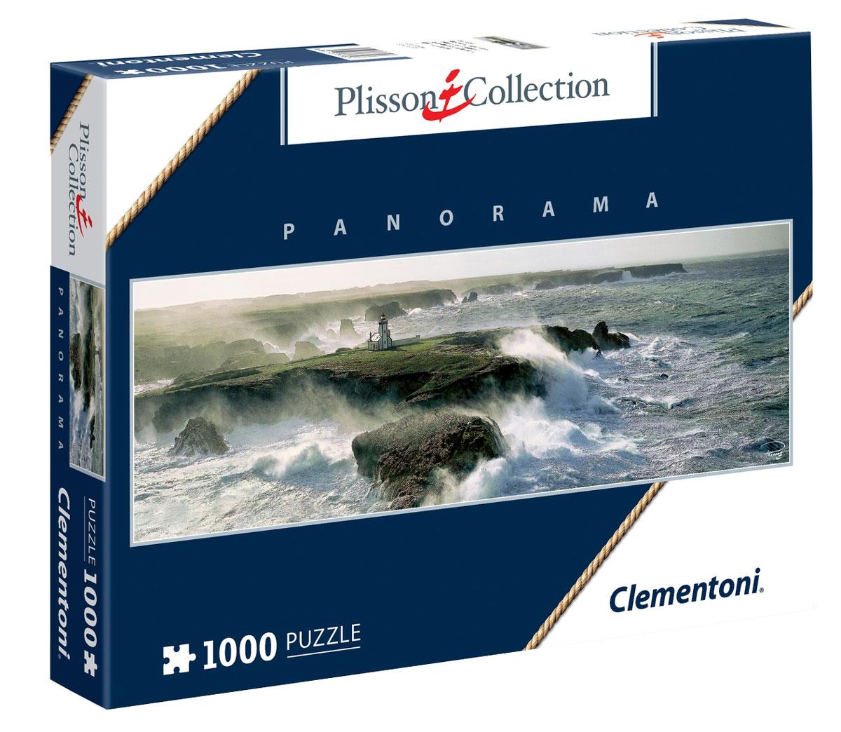 Clementoni Пазл Бретань Остров Бель-Иль пазл французский парусник clementoni 1000 деталей