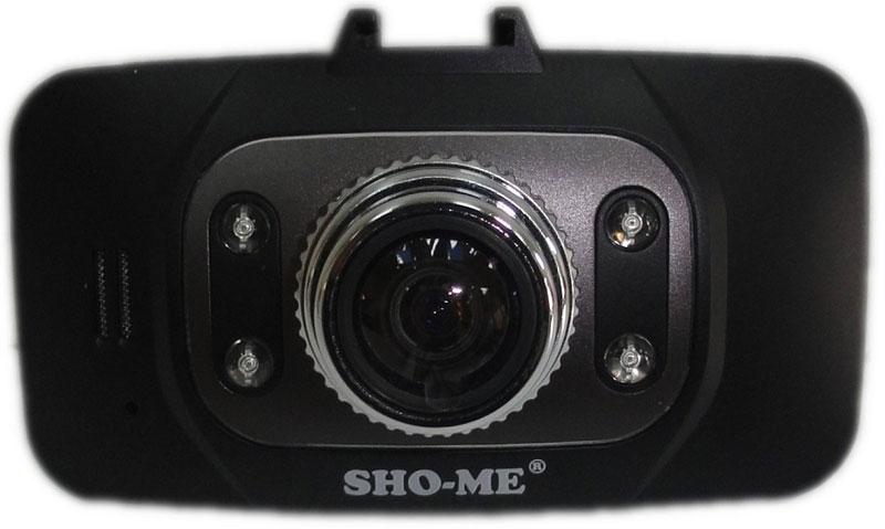 Sho-Me HD-8000SX, Black видеорегистратор