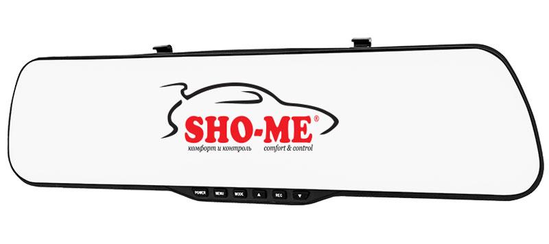 Sho-Me SFHD 400, Black видеорегистратор видеорегистратор sho me sfhd 500