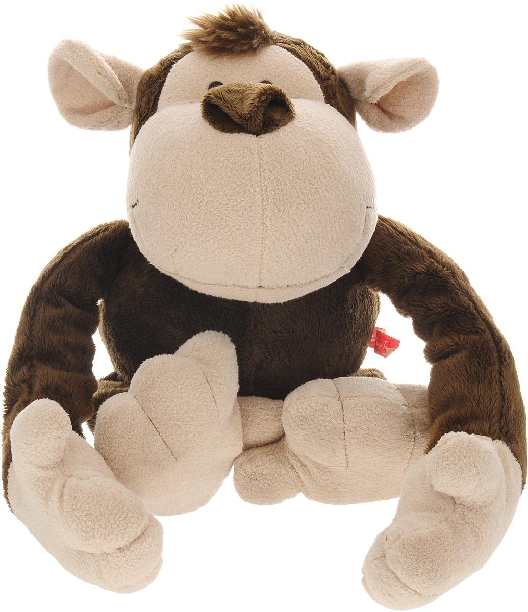 Magic Bear Toys Мягкая игрушка Обезьяна Михей 35 см