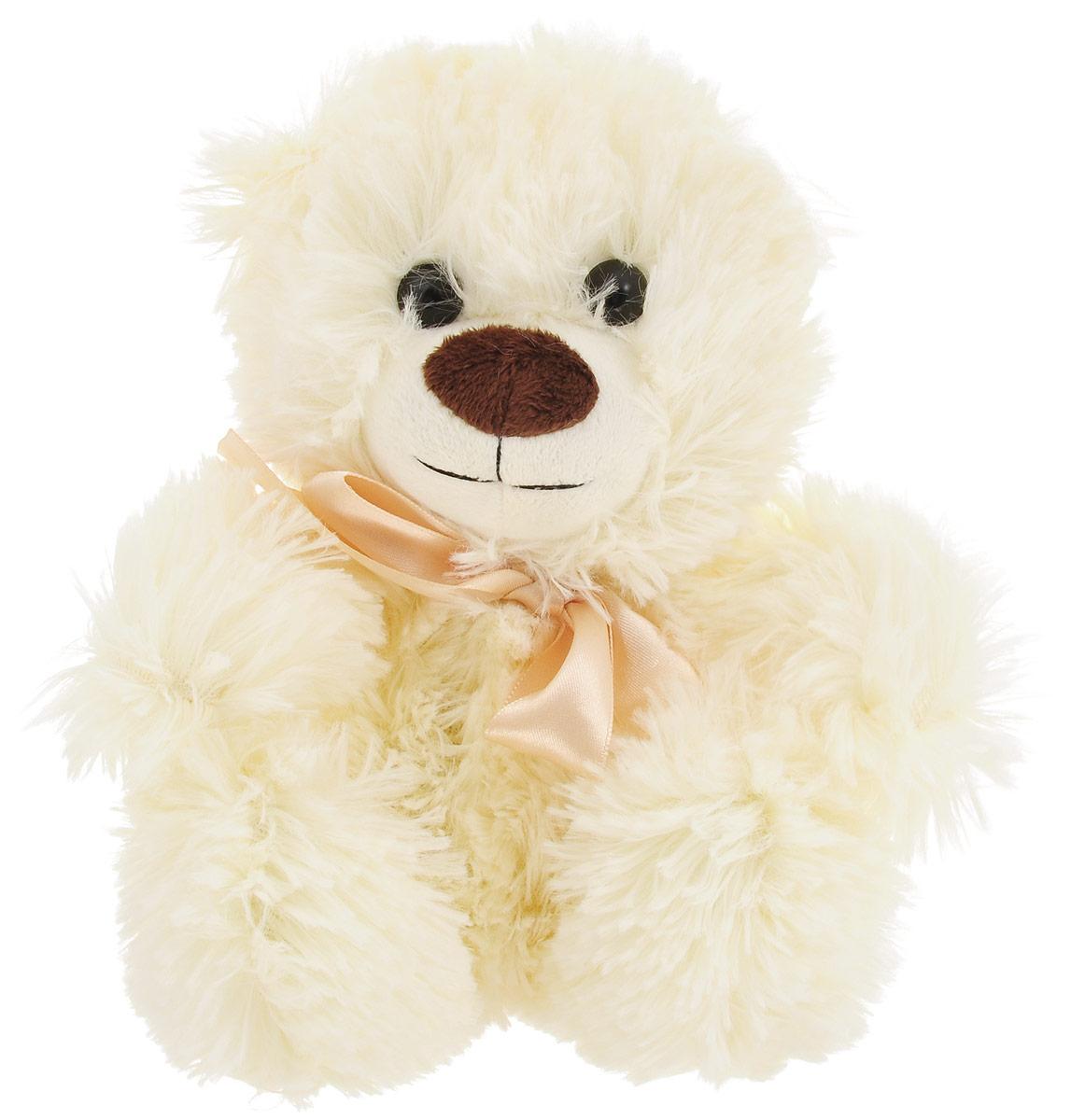 Fancy Мягкая игрушка Медведь Мика 20 см мягкая игрушка fancy медведь мика 52 см