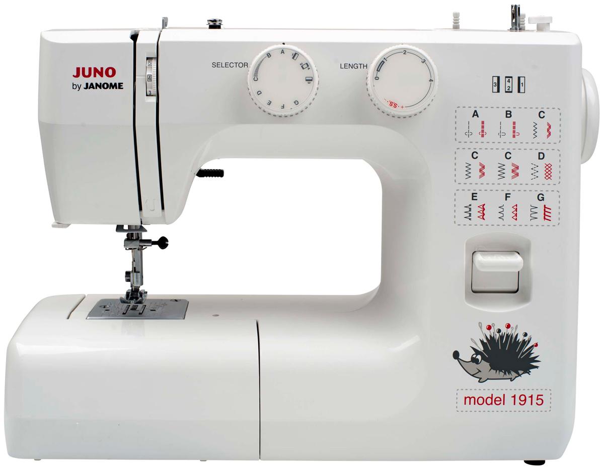 Швейная машина Janome Juno 1915 цена и фото