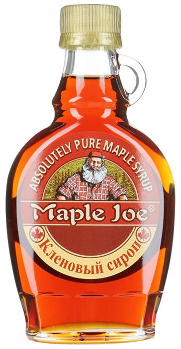 Maple Joe кленовый сироп, 189 мл кленовый гай