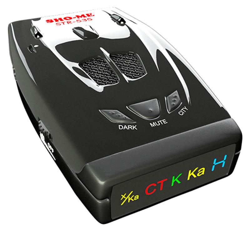 Sho-Me STR-535 радар-детектор