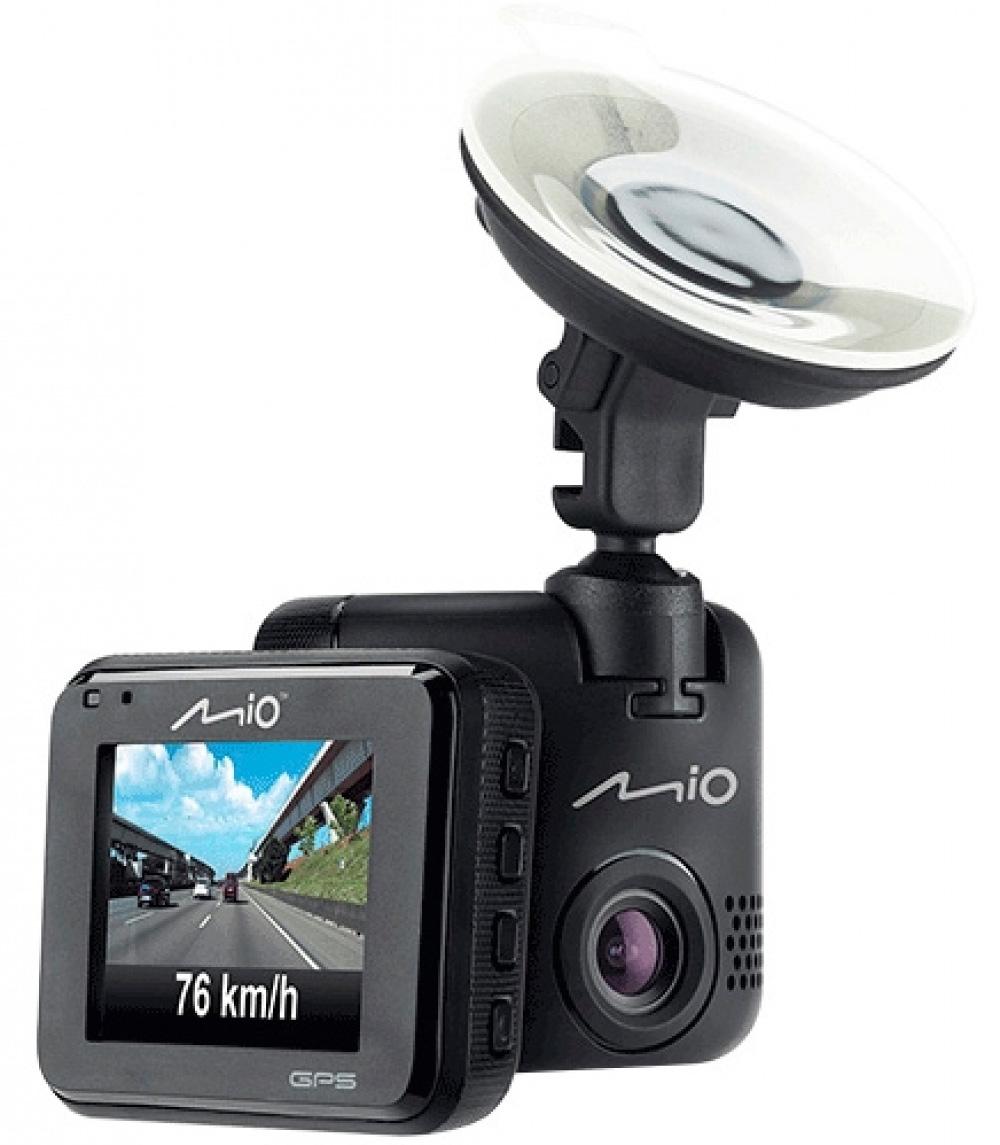 Mio MiVue C330, Black видеорегистратор