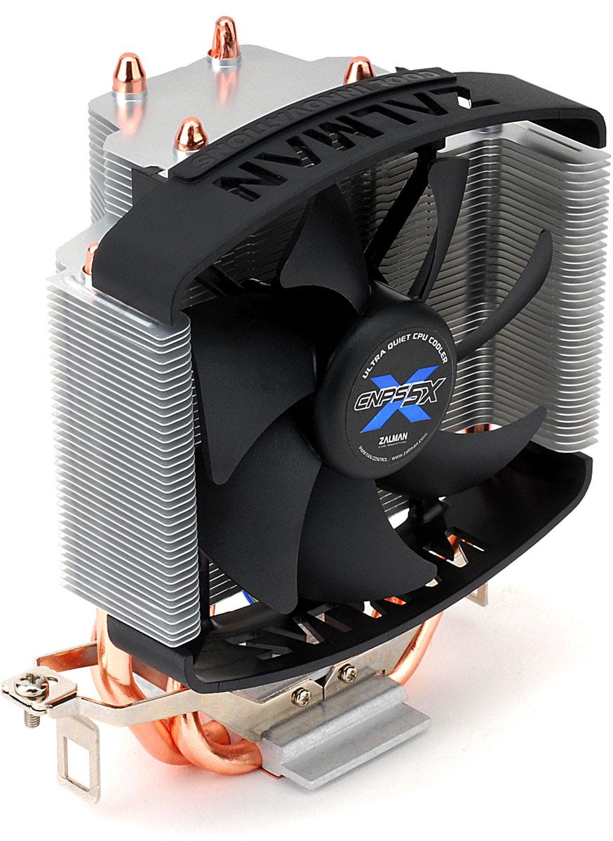 Кулер Zalman CNPS5X Performa кулер для процессора вентилятор 120x120 zalman zm f3 str 3 pack