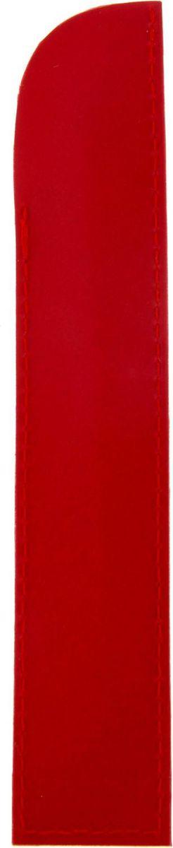 Ручка шариковая С любовью цвет корпуса красный золотистый цвет чернил синий Ручка