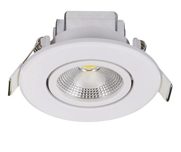 все цены на Встраиваемый светодиодный светильник Nowodvorski Downlight Cob 6970 онлайн