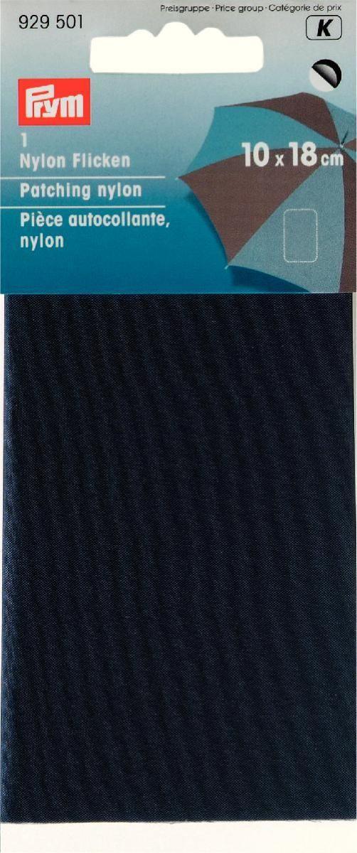 Заплатка Prym, самоклеящаяся, цвет: темно-синий, 10 х 18 см заплатка для одежды 20y12708 20pcs lot 88 75