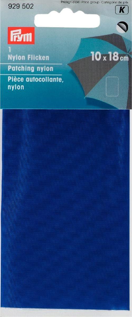Заплатка Prym, самоклеящаяся, цвет: голубой, 10 х 18 см заплатка для одежды 20y12708 20pcs lot 88 75
