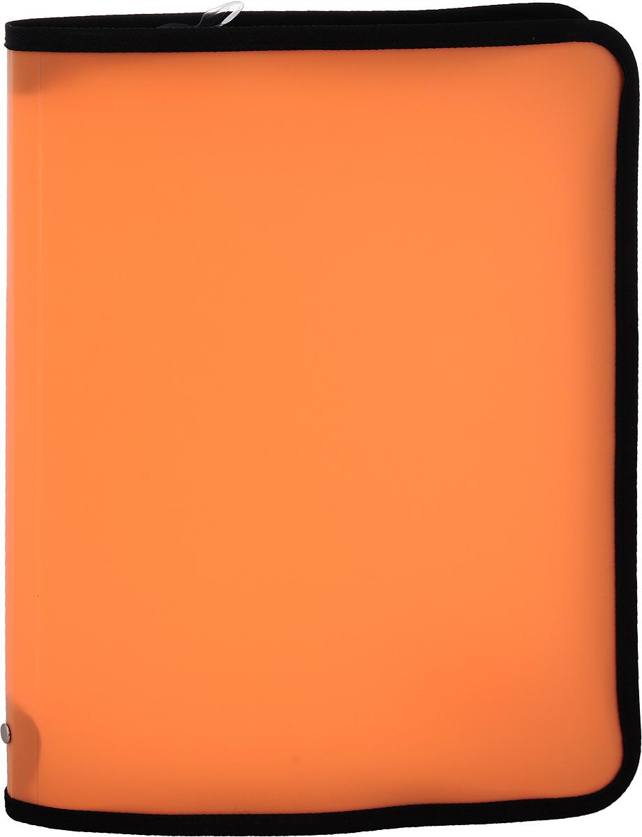 все цены на Папка на молнии ErichKrause Neon, A4, пластиковая, в ассортименте онлайн