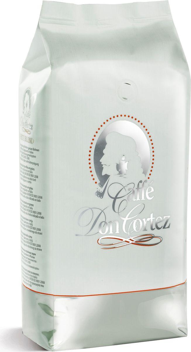 Carraro Don Cortez White кофе в зернах, 1 кг кофе в зернах carraro 1927 250 г ж б