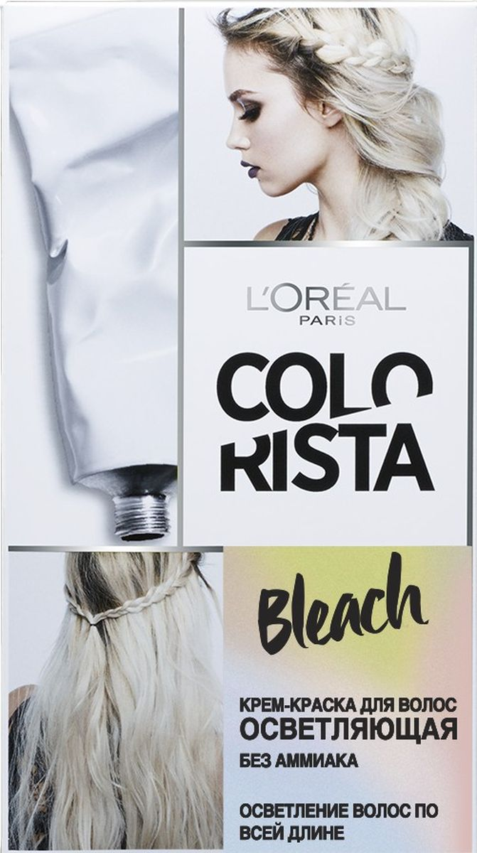 L'Oreal Paris Крем-краска для волос осветляющая
