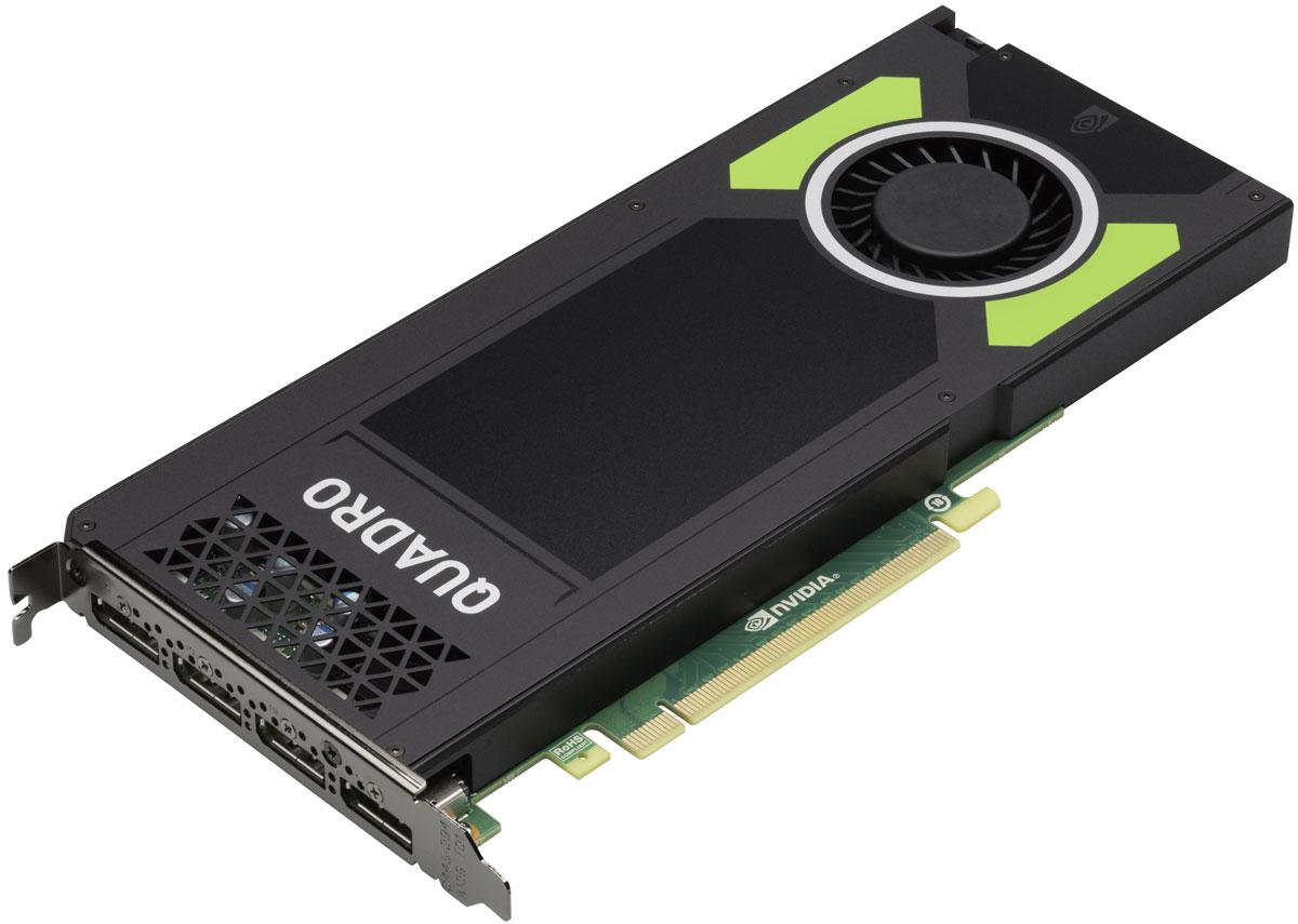 Видеокарта PNY NVIDIA Quadro M4000 8GB, VCQM4000-PB