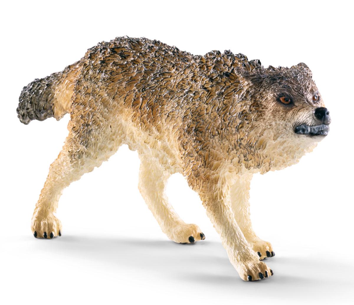 Schleich Фигурка Волк волк schleich