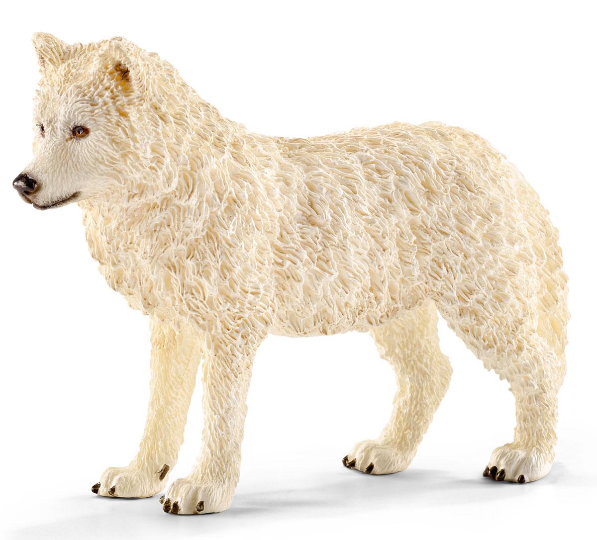 Schleich Фигурка Арктический волк волк schleich