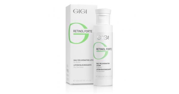 GIGI Лосьон-пилинг для жирной кожи Retinol Forte, 120 мл лосьон биодерм gigi
